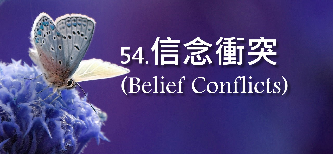 信念衝突(Belief Conflicts)
